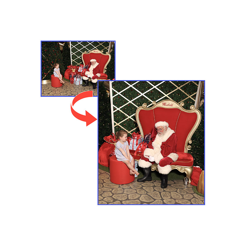 We Fix Santa Photos